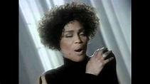 Whitney Houston-Best female singer of all time - YouTube