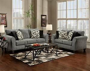 Graue Couch Wohnzimmer : wohnzimmer italienisches design ~ Michelbontemps.com Haus und Dekorationen