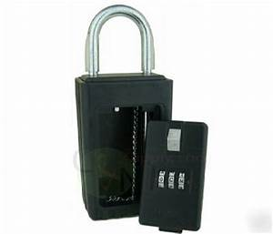 new brand 3 letter combination lock box w large vault With 3 letter lock