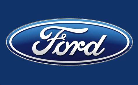 Resultado de imágenes de logo de Ford