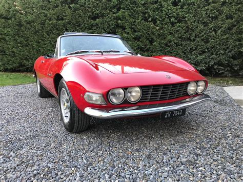 1968 Fiat Spider For Sale by Stunning 1968 Fiat Dino Spider For Sale Car And Classic