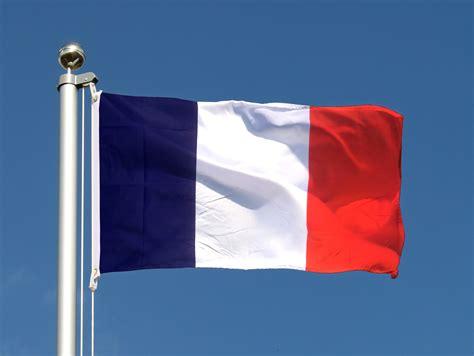drapeau fran 231 ais pas cher 60 x 90 cm monsieur des drapeaux