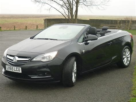 vauxhall convertible used vauxhall cascada for sale cheshire