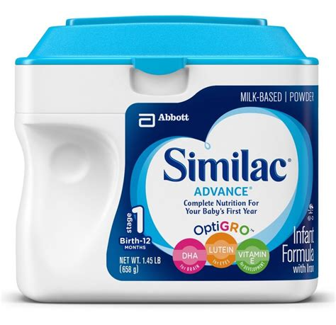 10 Best Baby Formula Milk For 6 12 Months Reviewed In 2017