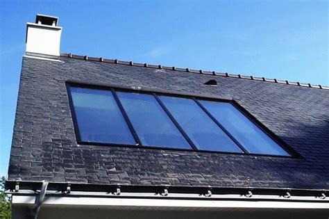 sécurité cuisine création d une verrière fixe dans la toiture 44 vigneux de