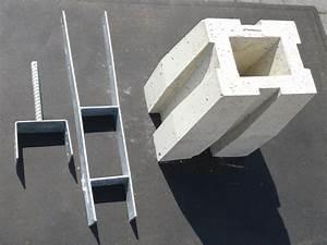 Fundament Für Terrasse : wpc unterkonstruktion selber bauen anleitung in 4 schritten ~ Yasmunasinghe.com Haus und Dekorationen