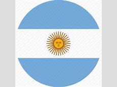 Argentina, argentina flag, circle, circular, country, flag