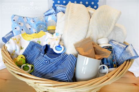 boy baby shower gift ideas up all survival kit doodles