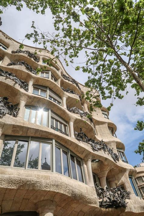 A Guide to Gaudí's Barcelona for Kids | Our Next Adventure ...