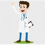 Clipart Medical Doctor Clip Transparent Cartoon Coat