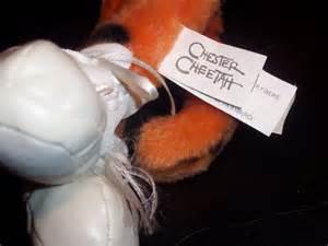 Cheetos Chester Cheetah Stuffed Toy