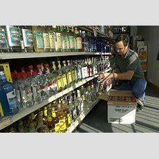 Big Box Stores Like Walmart Could Start Selling Liquor At