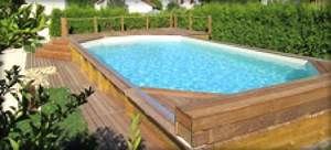 piscine bois jura With terrasse en bois pour piscine hors sol 6 installation creation de piscine en bois sur mesure bluewood