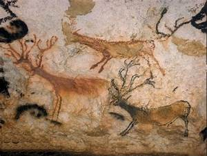 Art - Prehistoric Cave Paintings on Pinterest | Cave ...