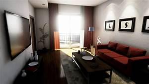 Unreal Engine 4 -    Photorealistic Apartment    - Techdemo - 4k - Mrgv