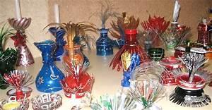 Deco De Noel Avec Bouteille En Plastique : deco noel bouteille plastique ~ Dallasstarsshop.com Idées de Décoration