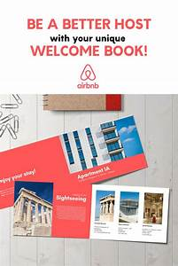 Airbnb Guidebook Brochure House Manual