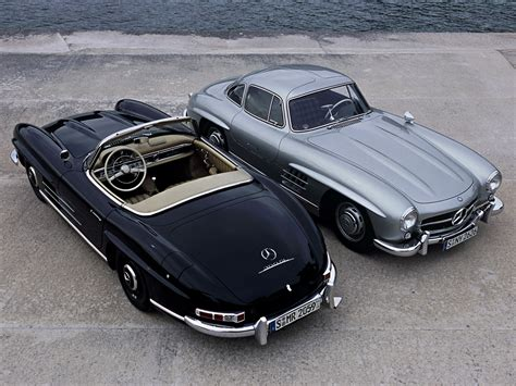 Mercedes BenzCar : Mercedes Benz 300 Sl Coupe (w198) Specs & Photos