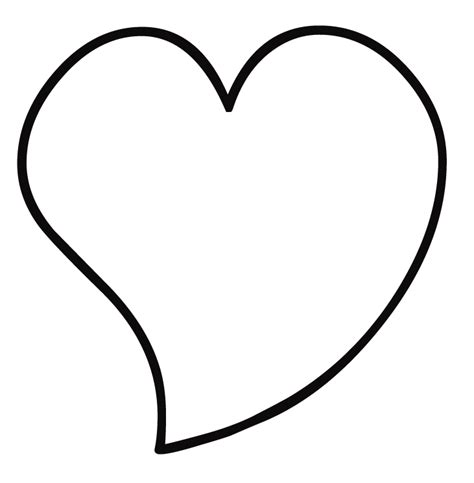heart coloring page coloring book