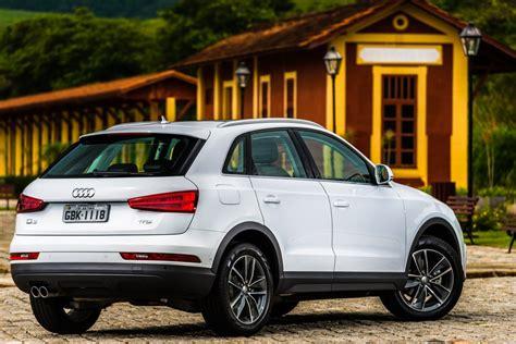 The audi q3 is a subcompact luxury crossover suv made by audi. Audi Q3 nacional troca motor a gasolina por flex   Auto ...