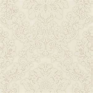 Arthouse Vintage Vicenza Damask Wallpaper Cream (270400 ...