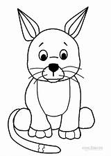 Coloring Pages Webkinz Printable Cool2bkids sketch template