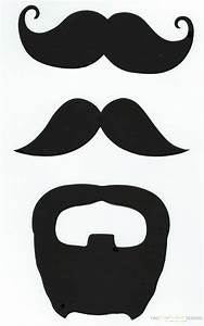 Photo Booth Printable Mostacho y Imprimibles
