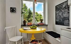 Tisch Für Kleine Küche : schicke sitzecke k che f r kleine k che in wei freshouse ~ Bigdaddyawards.com Haus und Dekorationen