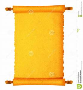Old Scroll Parchment Royalty Free Stock Photo - Image: 4729125