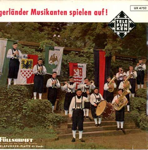 ernst mosch rauschende birken herberts oldiesammlung secondhand lps ernst mosch und seine original egerl 228 nder musikanten mit