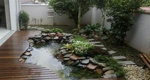 Jardin Deco Exterieur : idee decoration exterieur jardin deco bouddha jardin reference maison ~ Nature-et-papiers.com Idées de Décoration