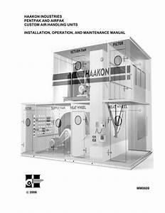 Haakon Industries Pentpak And Airpak Custom Air
