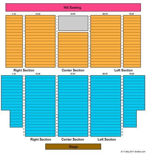 soaring eagle casino resort seating chart