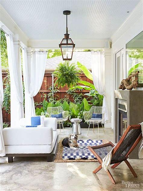 outdoor rooms takeaway tips  inspired room