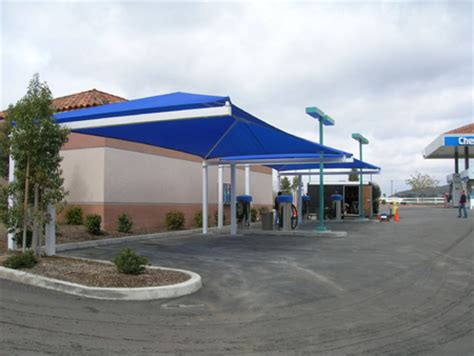 canopy car wash photo shade structures canopies shade sails and