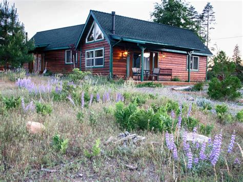 cabins in yosemite yosemite hilltop cabins lupin cabin 15 min vrbo
