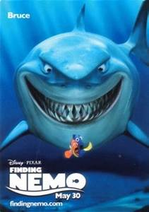 Bruce Finding Nemo Poster - Finding Nemo Photo (1567606 ...