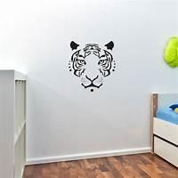 great tiger wall decals Great Tiger Wall Decals - Home Design #933