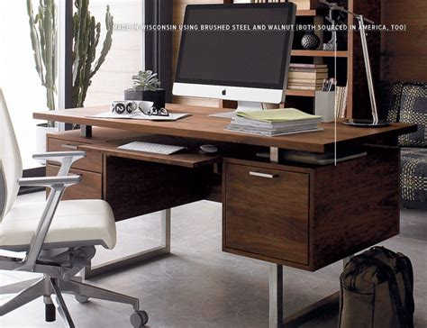 Clybourn Desk Crate And Barrel by 10 Best Modern Desks For Gear Patrol