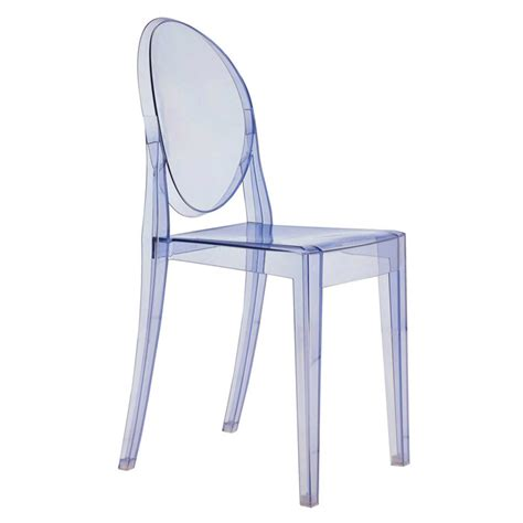 kartell ghost chair