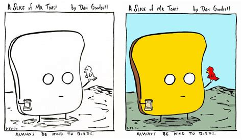 The Long History Of Mr Toast
