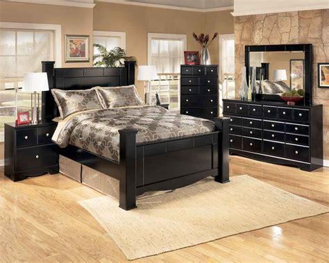 Ashley Shay Bedroom Set  Home Furniture Design