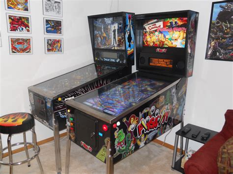 pinball cabinet build pinsanity digital pinball cabinet build riot pinball llc