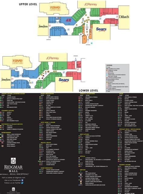 ridgmar mall  stores shopping  fort worth texas