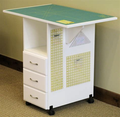 Diy Sewing Cabinet Plans by Model 93c Cutting Craft Table 3 Drawer Cutting Craft Table