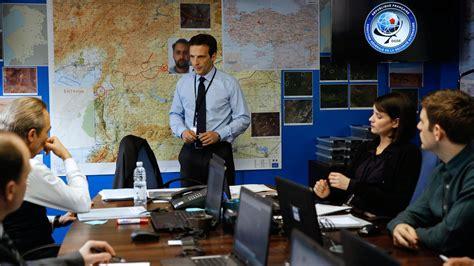 le bureau canal la série d espionnage à apogée showtime
