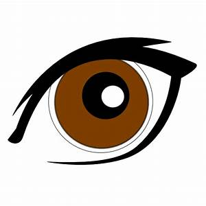 Cartoon Eye New Clip Art at Clker.com - vector clip art ...