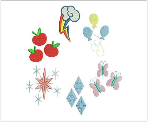 my little pony symbols