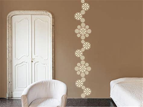 Wand überstreichen by Wandtattoos Als Muster Ideen F 252 R Kreative Wandmuster