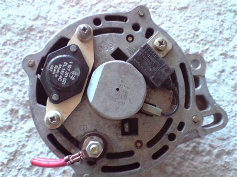seat 600 alternador con regulador otras transformaciones
